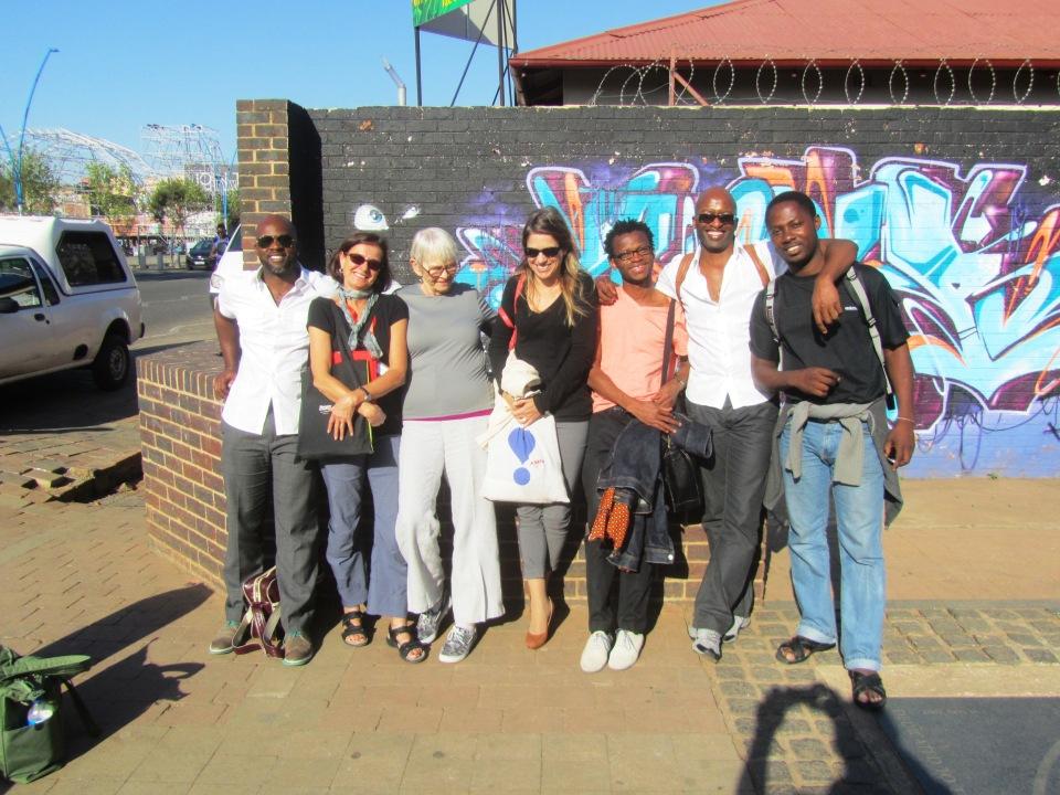 Africa Consortium bunch