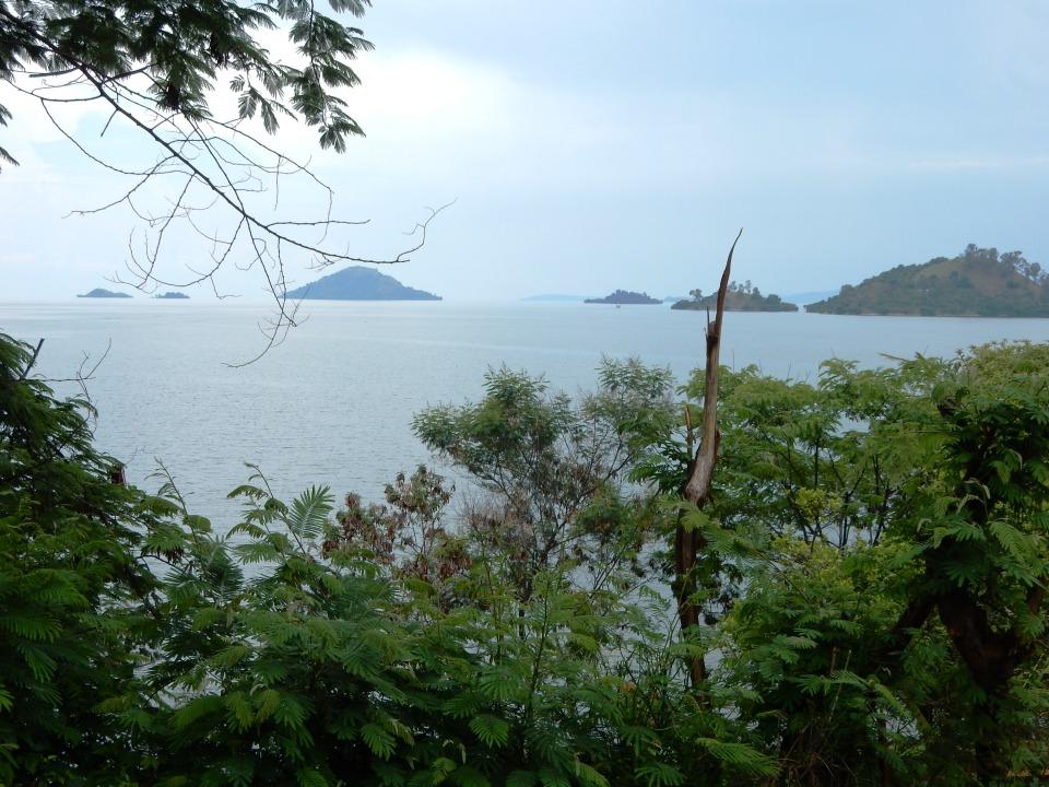 Lake Kivu.