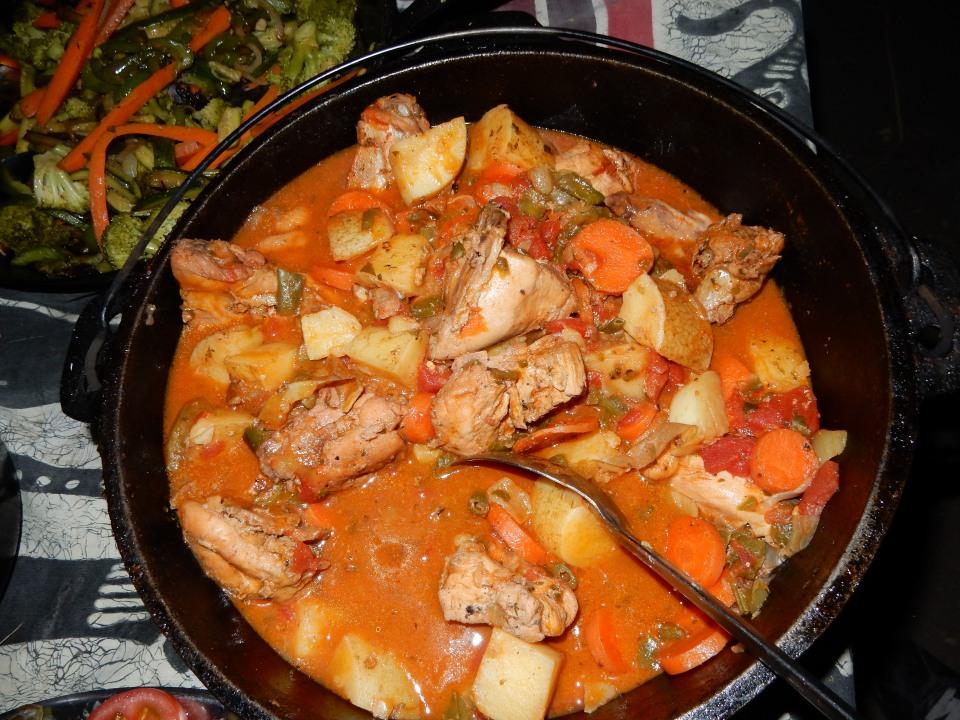 Best stew ever.