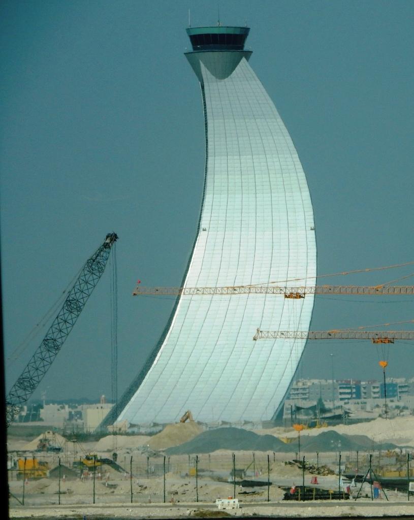 Abu Dhabi Airport.