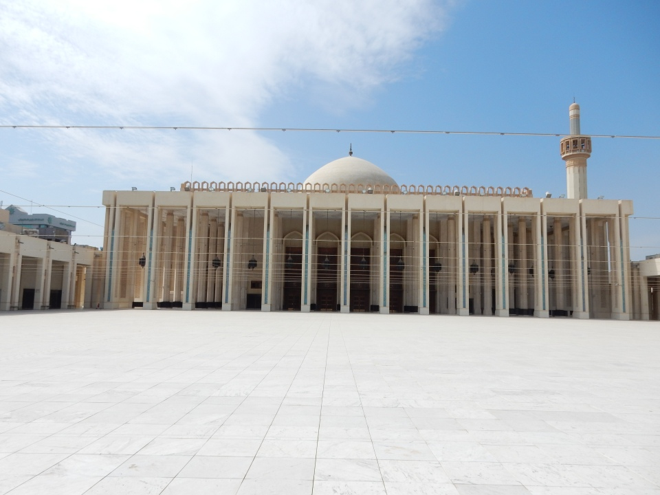 Grand Mosque of Kuwait.