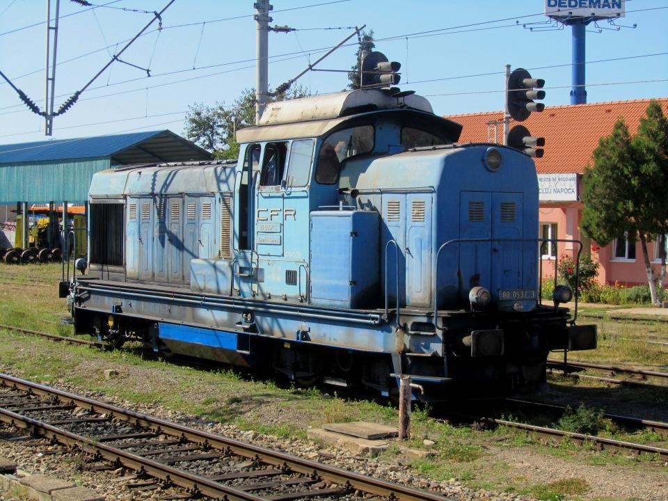 TIMISOARA TRAIN RIDE & CITY 059-1
