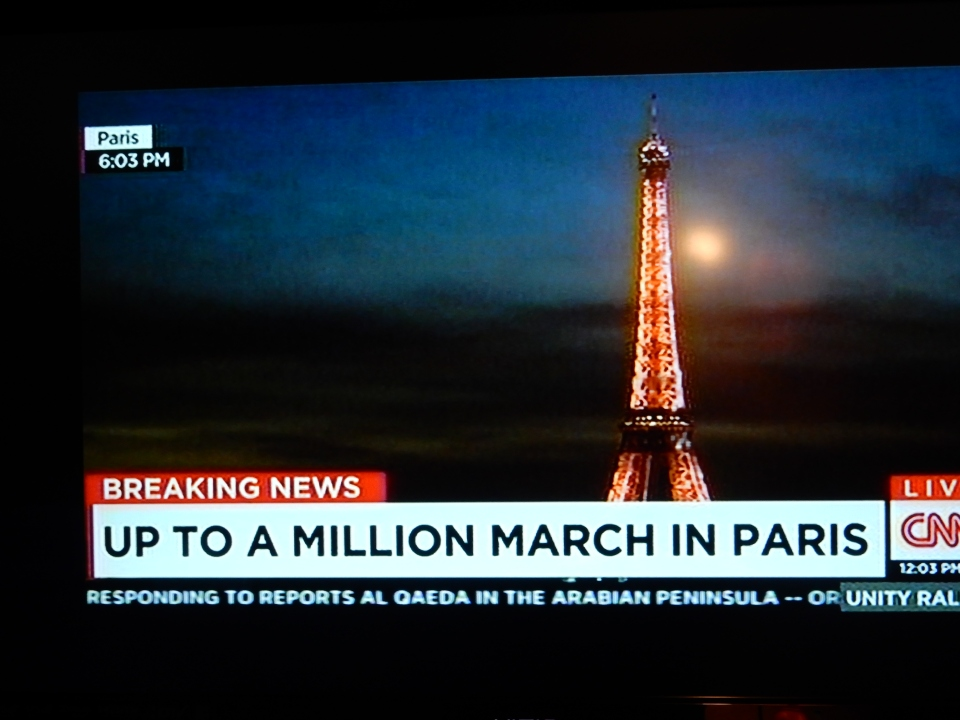THIS EVENING IN PARIS. BRIGHT LIGHTS OF LIBERTY.