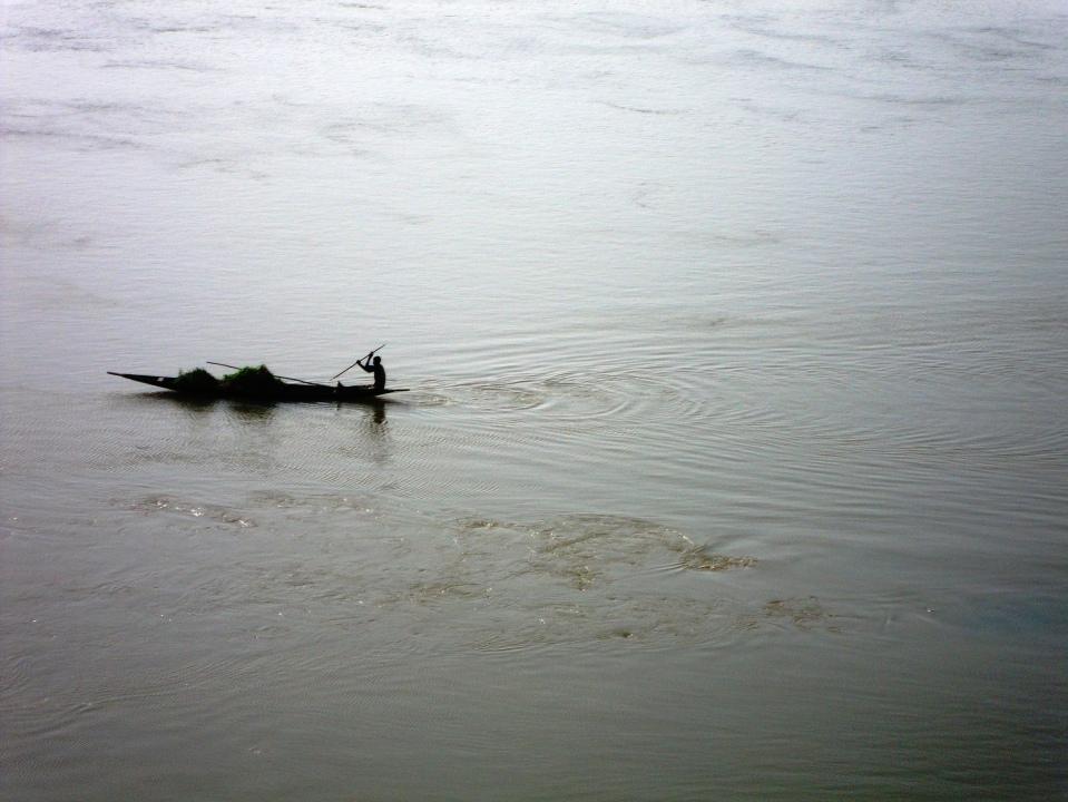 Mali, the River Niger.