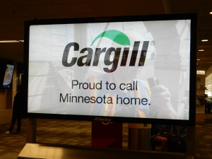 MY FIRST JOB EVER--CARGILL BOARDMARKER.
