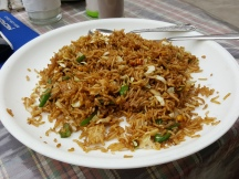 EXCELLENT FRIED RICE IN INDIA.